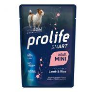 Prolife Wet Dog Adult Mini Agnello e Riso 100 Gr