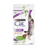 Purina Cat Chow Hairball Control per Gatto con Pollo da 1,5 kg