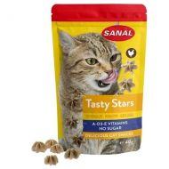 Record Sanal Tasty Star al Pollo 40 gr - Snack per Gatto