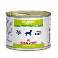 Royal Canin Diabetic Low Carbohydrate Cane 195 gr.