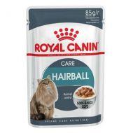 Royal Canin Gatto Hairball Care in Salsa 12 x 85 gr