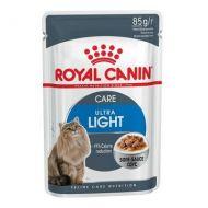 Royal Canin Gatto Ultra Light Gravy 12 x 85 gr