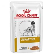 Royal Canin Veterinary Diet Cane Urinary S/O 10 bustine da 150 Gr.