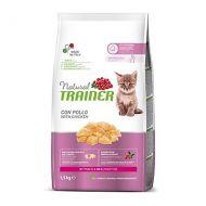 Trainer Natural Kitten Pollo Fresco 1,5 Kg
