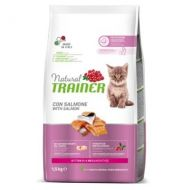 Trainer Natural Kitten Salmone 1,5 Kg