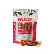 Woolf Rotolini di Anatra con Pelle Grigliata - Snack per cani