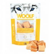 Woolf Rotolini di Pollo e Merluzzo - Snack per cani