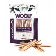 Woolf Sandwich Agnello e Merluzzo 100 gr. -  Snack per Cani