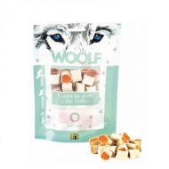 Woolf Snack per cani Sushi di Pollo e Merluzzo 100 gr.