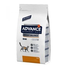 Advance Cat Weight Balance - Cibo secco per Gatto 1,5 Kg.