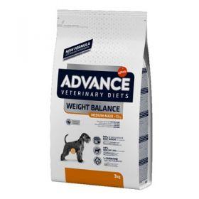 Advance Dog Weight Balance - Cibo secco per Cane 3 Kg.