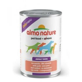 Almo Nature Adult Dog Dailymenu Maiale 400 Gr