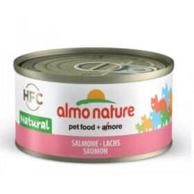 Almo Nature Gatto HFC Natural Tonno e Gamberetti 70 gr
