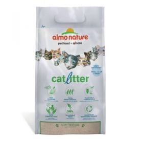 Almo Nature Gatto Litter 4,54 - Lettiera Vegetale