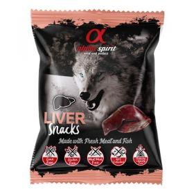 Alpha Spirit  Snack per Cane al Fegato 50 gr.
