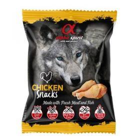 Alpha Spirit  Snack per Cane al Pollo 50 gr.