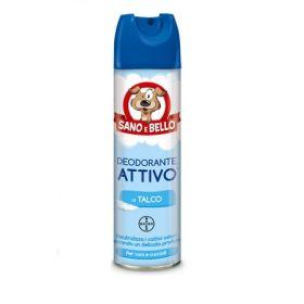 Bayer Deodorante Attivo Cane Talco 250 ml