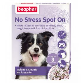 Beaphar No Stress Spot On Cane 3 Pipette da 0,7 ml.