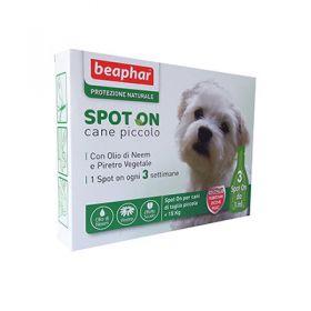 Beaphar Spot On Cane Piccolo Fino a 15 kg. 3 Pipette