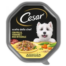 Pedigree Straccetti in salsa con verdure con Manzo, Verdure e pasta lattina 400 gr. - Cibo Umido per cane