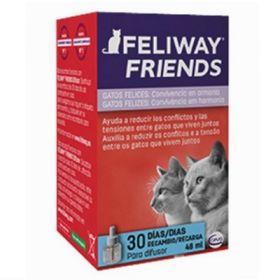 Ceva Feliway Friends 3 Ricariche da 48 Ml