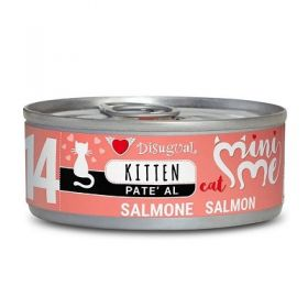 Disugual Mini me Kitten al Salmone 85 Gr.