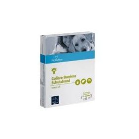 Orme Naturali Protection Collare per Cani all'Olio di Neem 60cm
