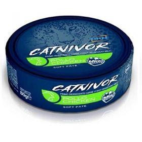 Drn Catnivor Pollo 80 Gr.