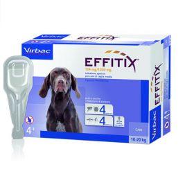 Virbac Effitix Cani Medi 4 Pipette