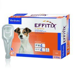 Virbac Effitix Cani Piccoli 4 Pipette