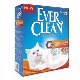 Ever Clean Lettiera per Gatto Fast Acting Odour Control da 10 Litri