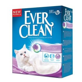 Ever Clean Lettiera per Gatto Lavender da 10 Litri