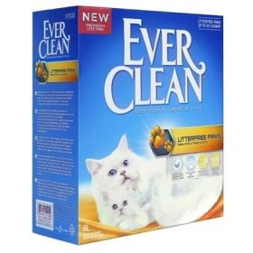 Ever Clean Lettiera per Gatto Litterfree Paws da 10 Litri