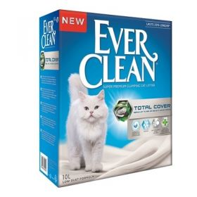 Ever Clean Lettiera per Gatto Total Cover da 10 Litri
