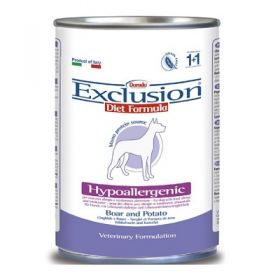 Exclusion Diet Hypoallergenic Cinghiale e Patate Cane 400 gr
