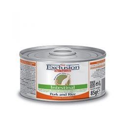 Exclusion Diet Intestinal Gatto Maiale e Riso 85 Gr