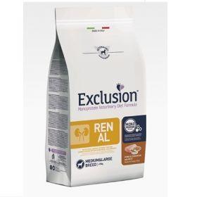 Exclusion Diet Monoproteico Cane Renal Maiale e Riso 2 Kg - Novità