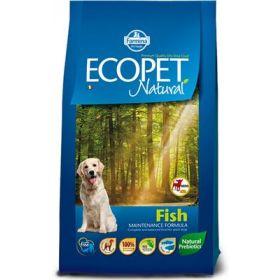 Farmina Ecopet Natural Medium al Pesce 2.5 kg.