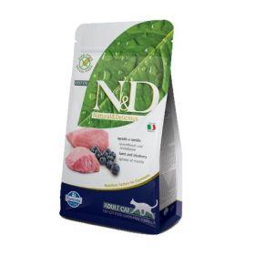 Farmina N&D Grain Free Adult Cat Agnello e Mirtillo kg.1,5