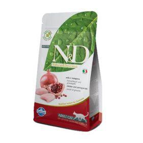Farmina N&D Grain Free Adult Cat Pollo E Melograno Kg.1,5