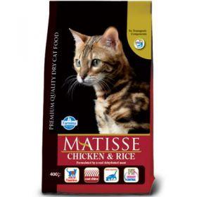 Farmina Matisse Pollo e Riso 400 Gr.