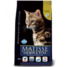 Farmina Matisse Salmone e Tonno 400 Gr.