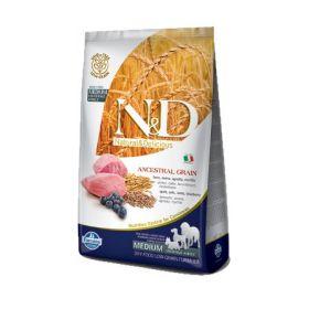 Farmina N&D Low Grain Cane Adult Medium Agnello e Mirtillo Kg.2,5