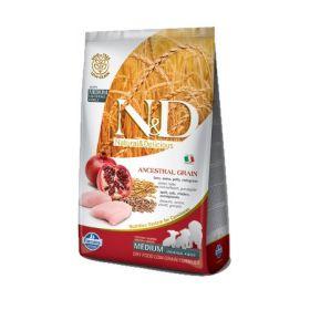Farmina N&D Low Grain Cane Puppy Medium Pollo e Melograno Kg.2,5