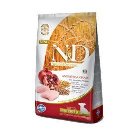 Farmina N&D Low Grain Puppy Mini Pollo e Melograno kg.2,5