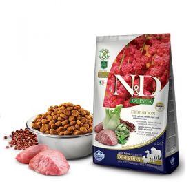 Farmina N&D Natural & Delicious Quinoa Digestion Lamb Grain Free 1,5 Kg