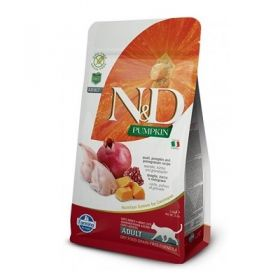 Farmina N&D Pumpkin Gatto Adult Quaglia Zucca e Melograno 1,5 Kg