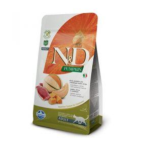 Farmina N&D Pumpkin Gatto Anatra Zucca e Melone Cantalupo 1,5 Kg