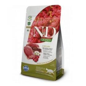 Farmina N&D Quinoa Gatto Urinary con Anatra 1,5 Kg