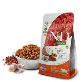 Farmina N&D Quinoa Quinoa Skin & Coat Herring Grain Free 1,5 Kg